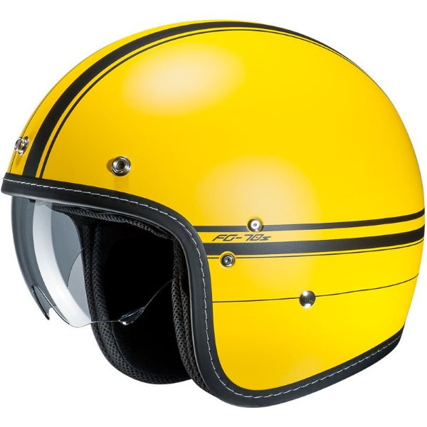 FG-70S Ladon Helmet Yellow