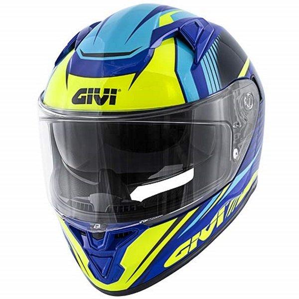 50.6 Glade Helmet Blue Yellow Givi Helmets
