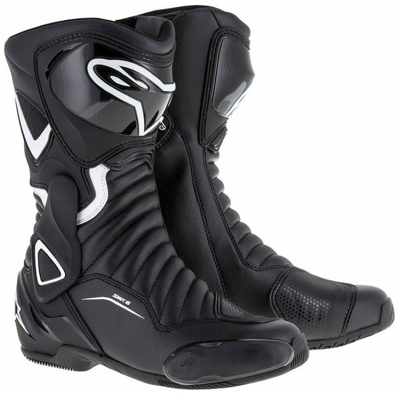 Alpinestars Stella SMX-6 V2 Boots Black White Black White