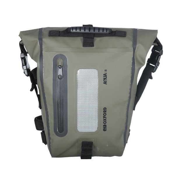 Aqua T8 Tail Bag Khaki Black Tail Packs