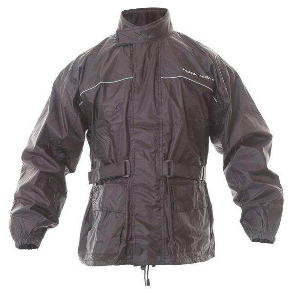 BGT Rain Jacket Black Waterproofs