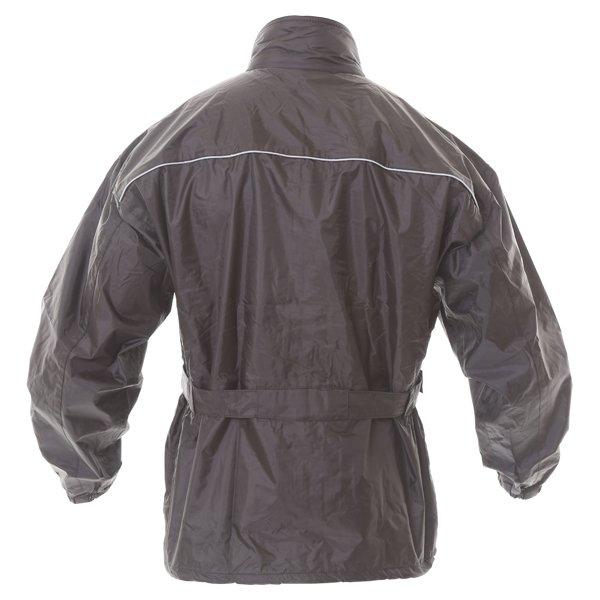 Frank Thomas BGT Black Rain Jacket Back