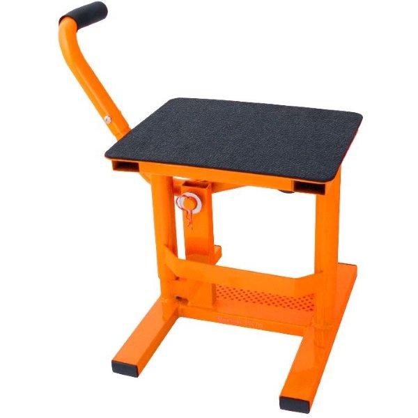 Biketek Orange MX Bike Stand