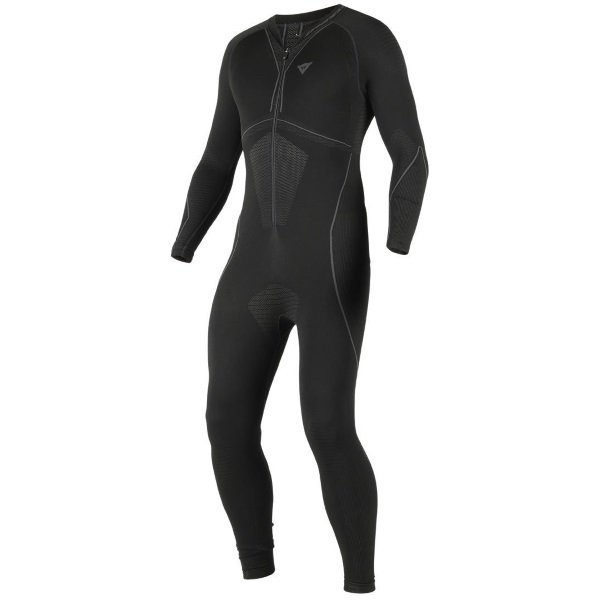 Dainese D-Core Dry Black Motorcycle Base Layer Suit Front