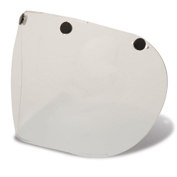Custom 500 3-snap Fixed Shield Clear Visors