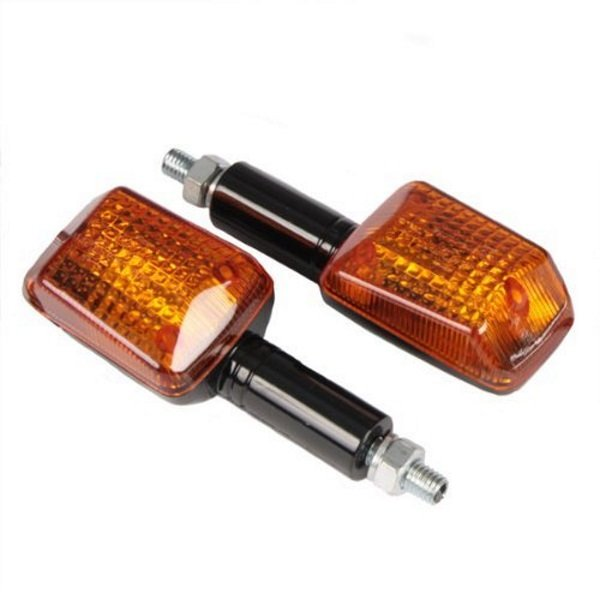 Mini Indicators Long Black Amb