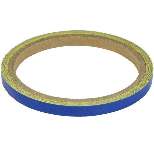 Wheel-Body Stripes 7mm Reflect Dark Blue Wheel Stripes