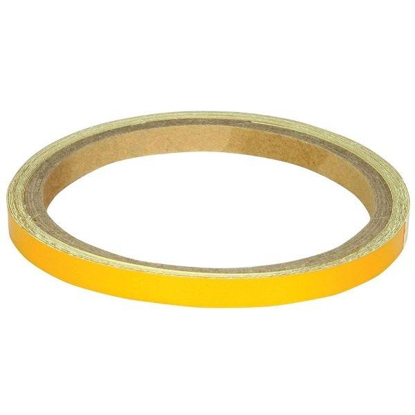 Wheel-Body Stripes 7mm Reflect Gold Wheel Stripes