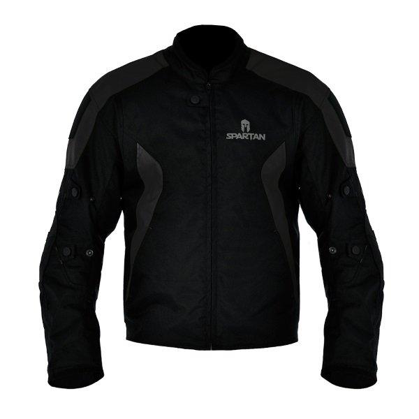 J17S Short Jacket Black