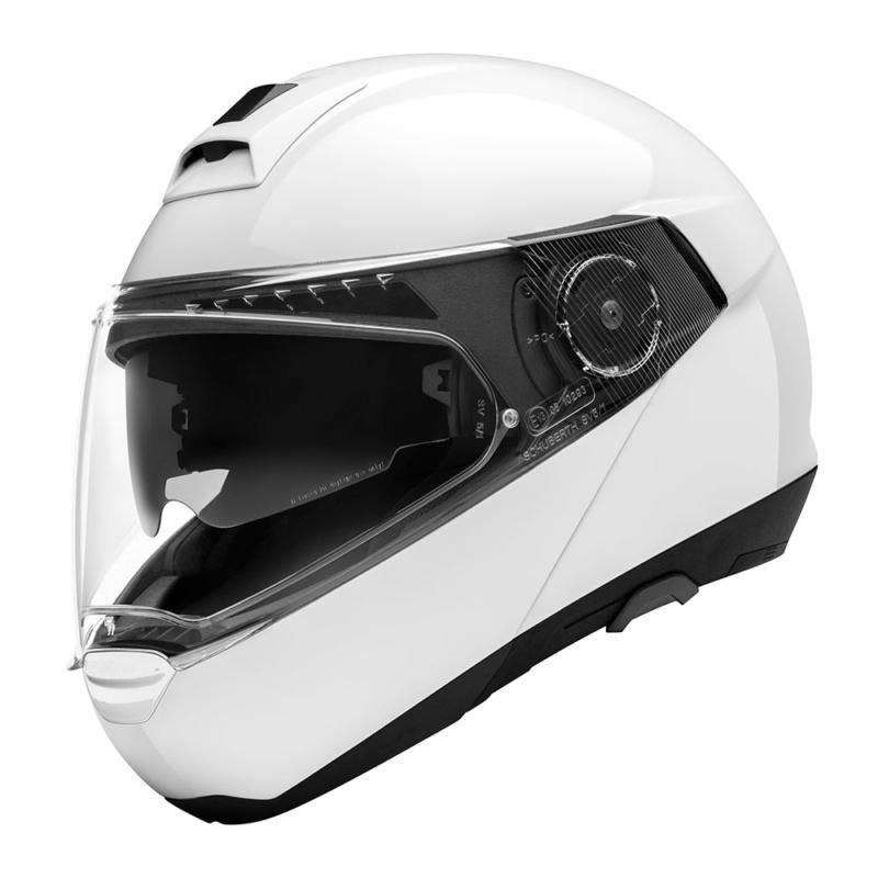 C4 Pro Helmets White Schuberth Helmets