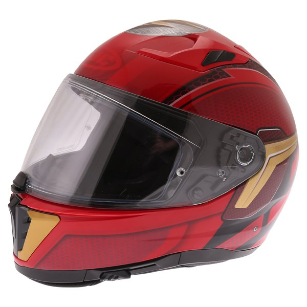 I70 Helmet The Flash Red