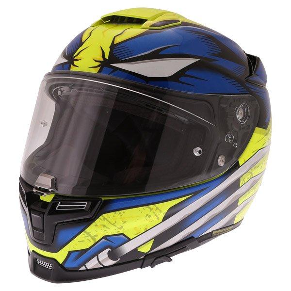 RPHA 70 Wolverine Helmet Yellow