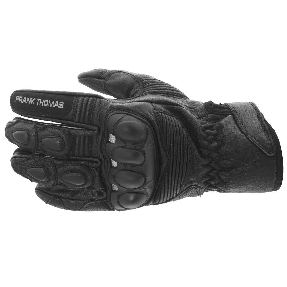 A07-18 Street Gloves Black Motorcycle Gloves