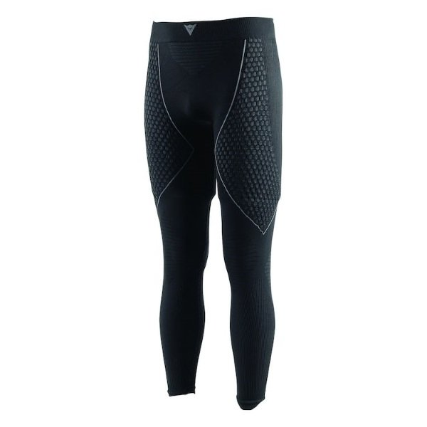 Dainese D-Core Thermo LL Black Motorcycle Base Layer Pants Front