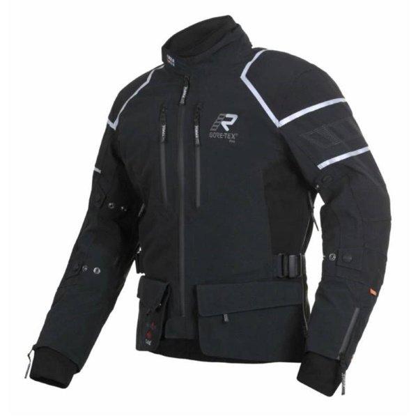 Kallavesi Jacket Black Silver Rukka Clothing