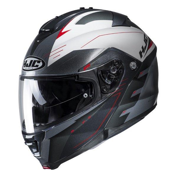 IS-Max 2 Cormi Helmet Red
