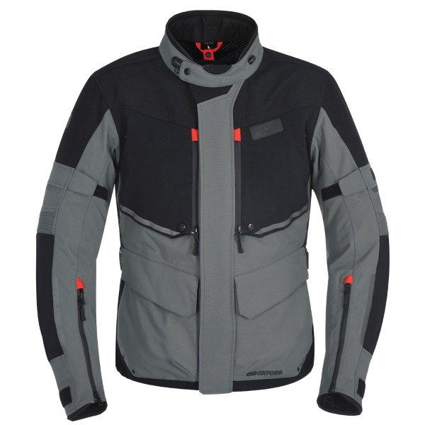 Mondial Advanced Jacket Grey Oxford Clothing