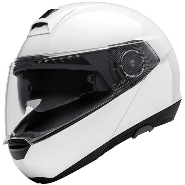 C4 Basic Helmet White Schuberth Helmets