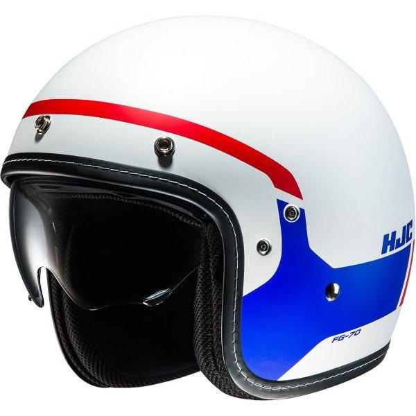 FG-70s Modik Helmet Red White Blue