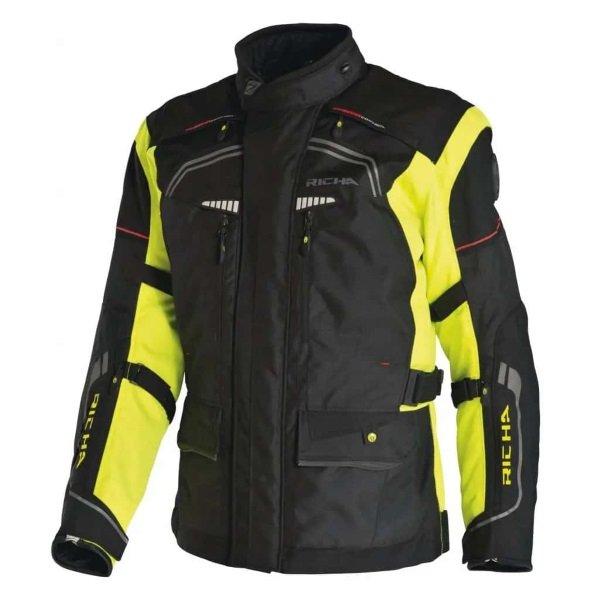 Infinity Jacket Fluo Yellow Jackets