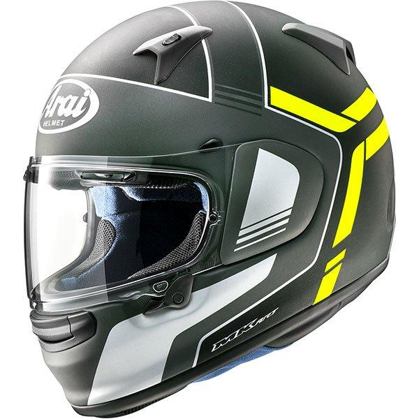 Profile V Tube Helmet Flo Yellow