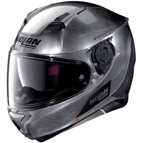 N87 Emblema Helmet 077 Motorcycle Helmets