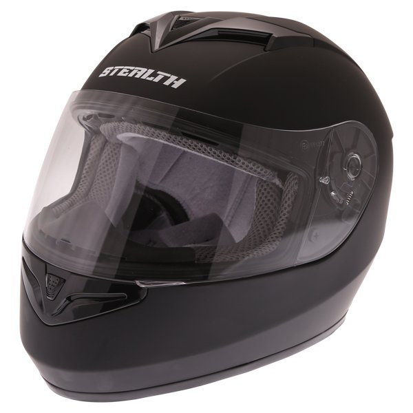 V121 Full Face Helmet Matt Black