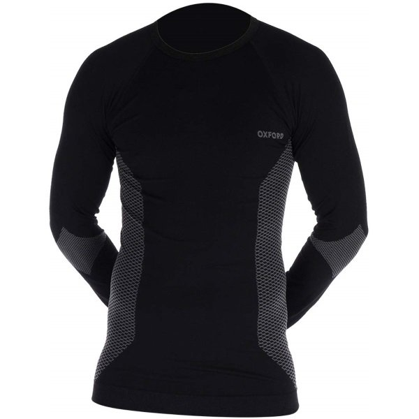 Base Layer Top Black Oxford Products