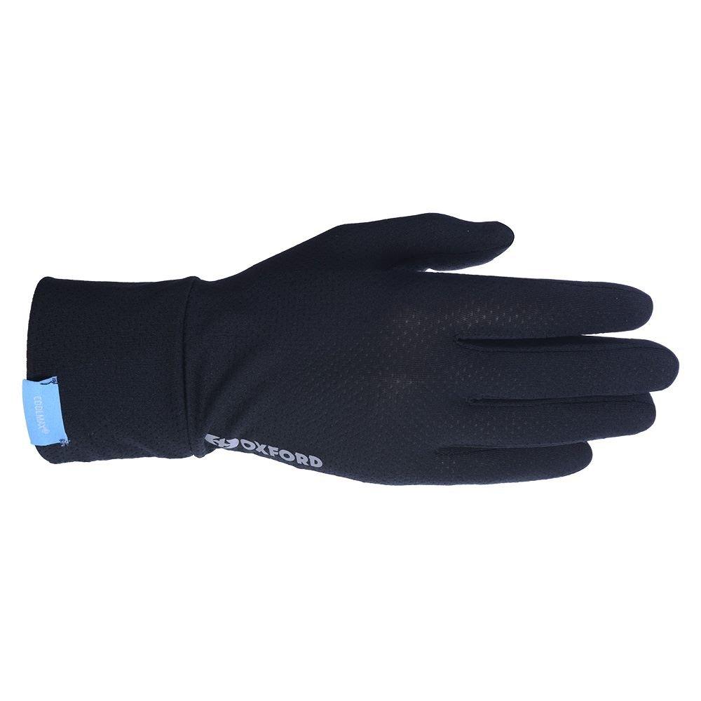 Coolmax Gloves Black Inner Gloves