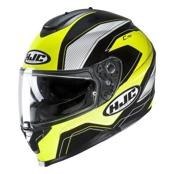 C70 Lianto Helmet Fluo Green