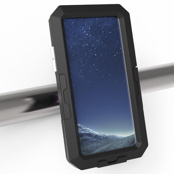 Dryphone Pro iPhone X-XS Phone And Sat Nav Holders