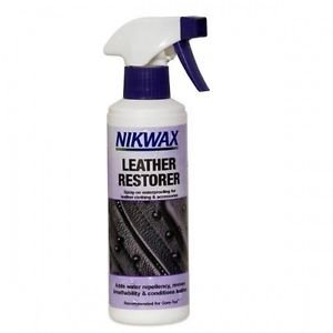 Nikwax Leather Restorer 300ml Clothing Care Products