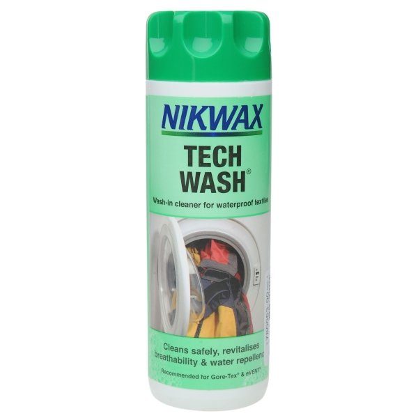 Nikwax Tech Wash 300ml Clothing Care Products
