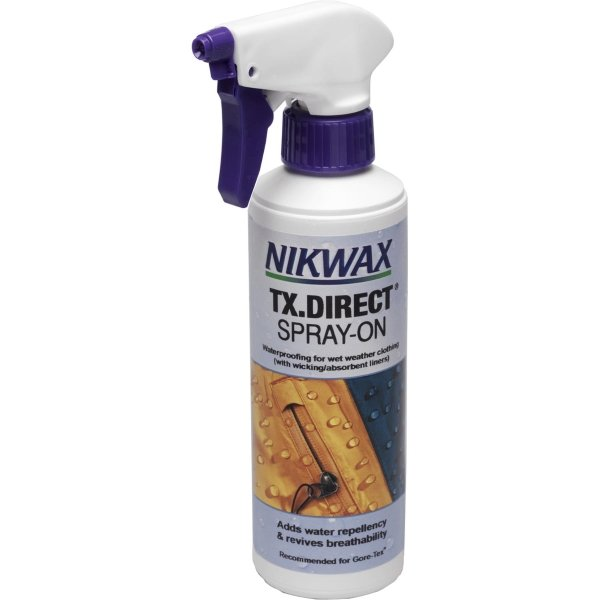 Nikwax Tx Direct Spray On 300M Clothing Care Products