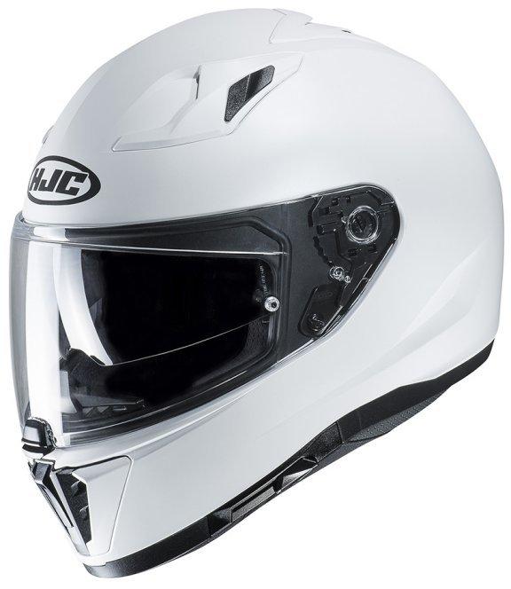 I70 Helmet Matt White