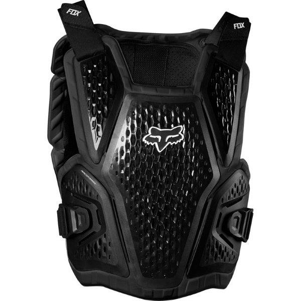 Fox Raceframe Impact CE Black MX Body Armour