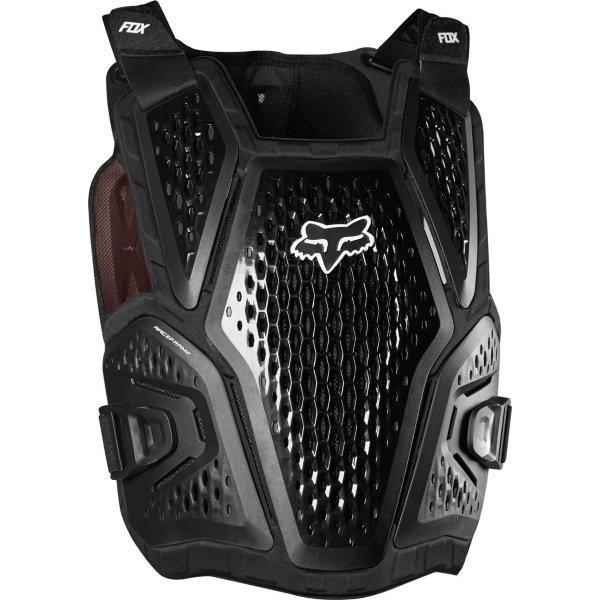 Fox Black Raceframe Impact SB CE Front