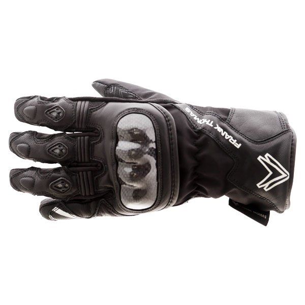 FT-51 Winter Ladies Gloves Black Ladies Motorcycle Clothing, Boots And Gloves