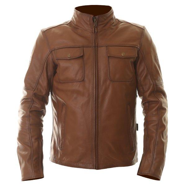 Brandy Mens Jacket Brown BKS Clothing