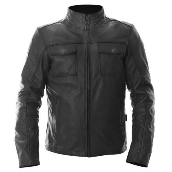 Brandy Mens Jacket Black BKS Clothing