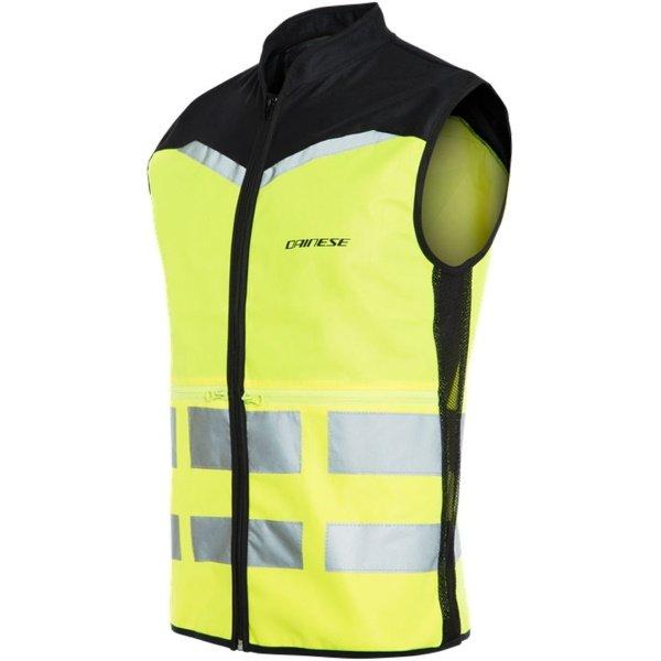 Dainese Explorer Fluo Yellow Hi-Viz Vest