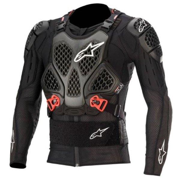 Bionic Tech V2 Jacket Black Red Alpinestars