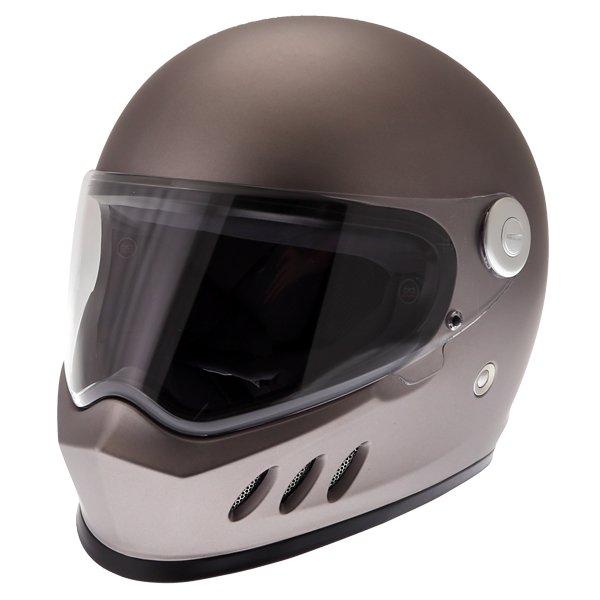 FT833 Predator Helmet Titanium