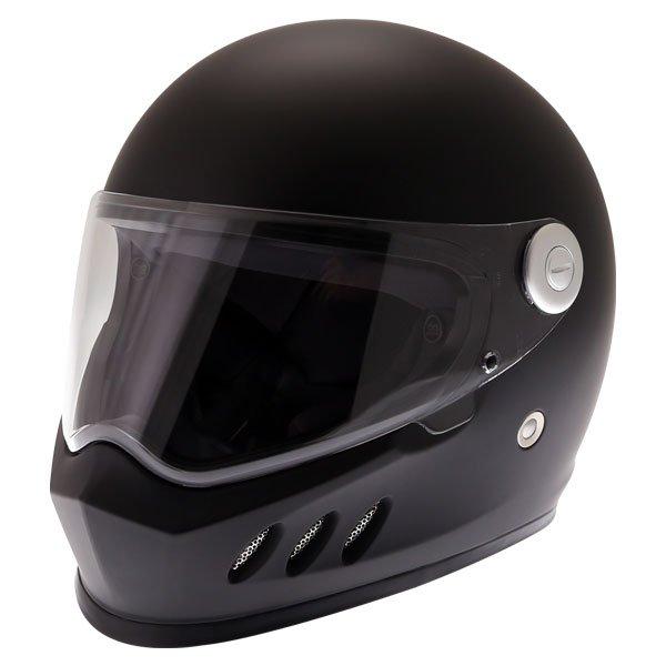 FT833 Predator Helmet Matt Black