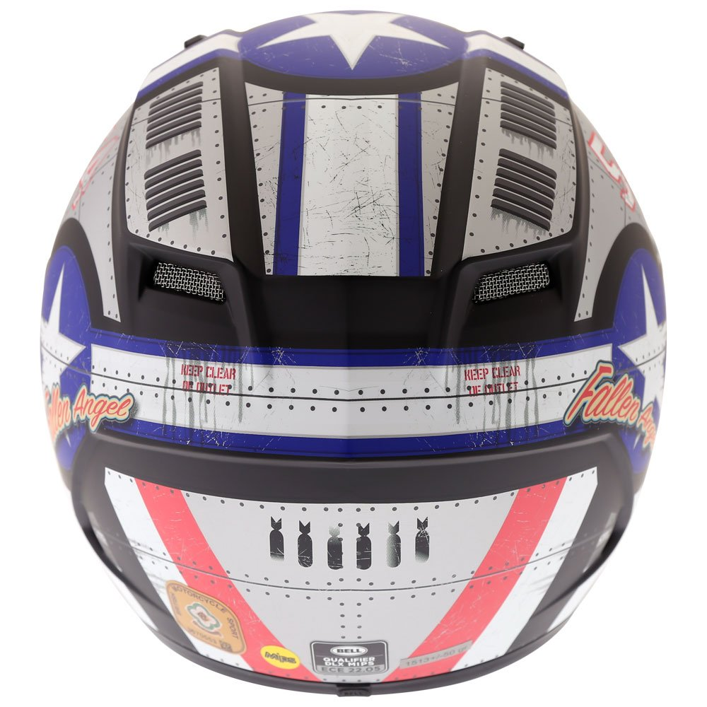 Bell Qualifier DLX Mips Helmet Devil May Care Size: XS