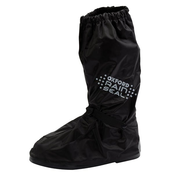 Over Boots Black Oxford Clothing