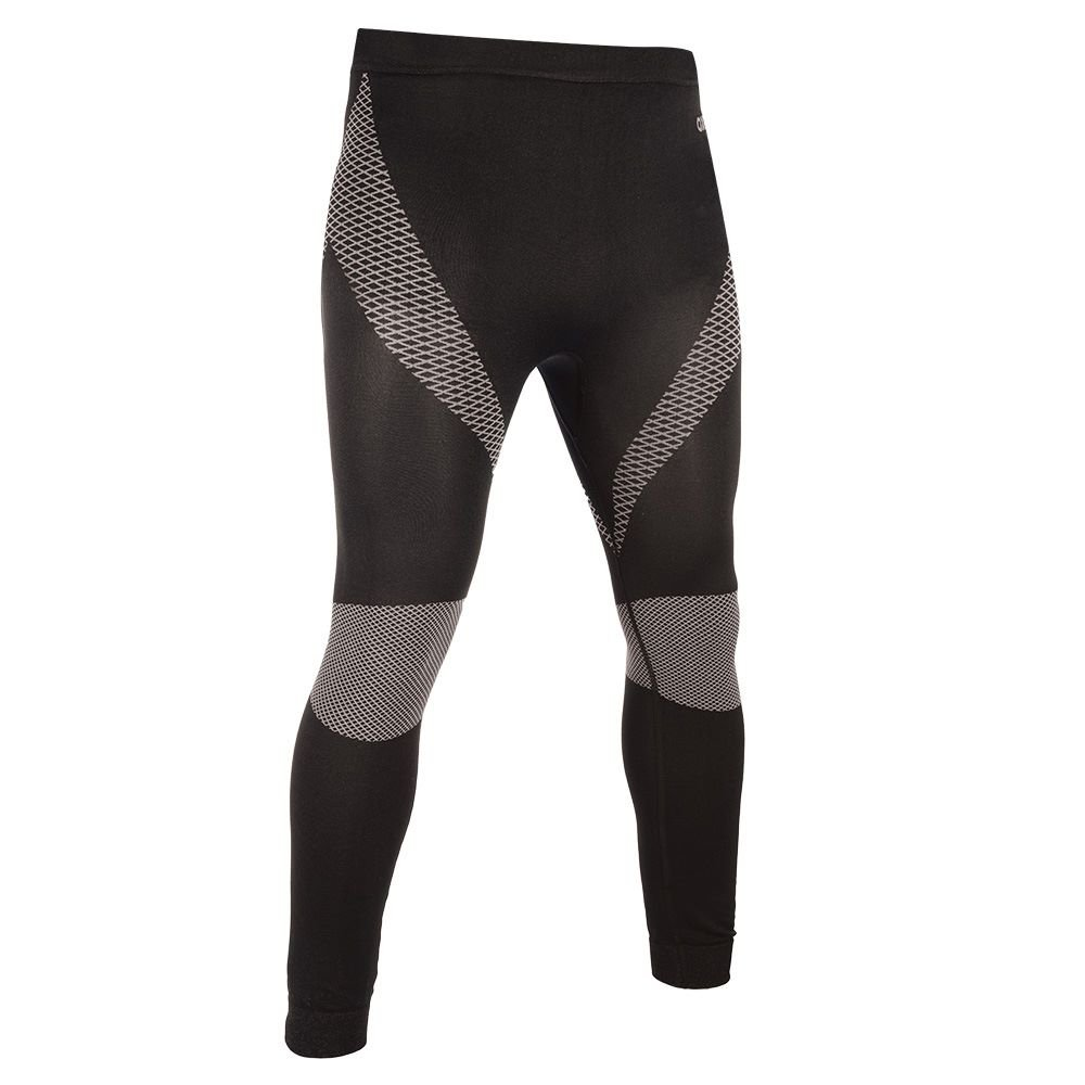 Base Layer Pants Black Grey Oxford Clothing