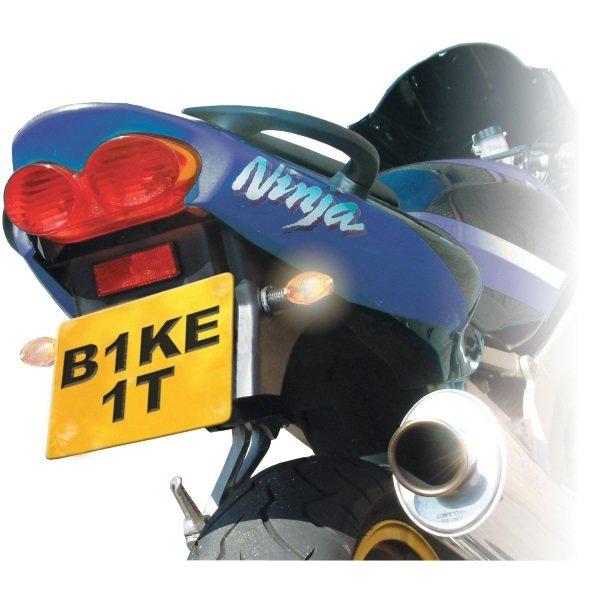 Bike It Mini Universal Cat-eye Motorcycle Indicators