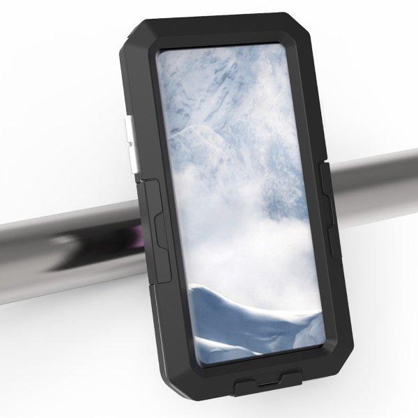 Dryphone Pro Samsung S8+-S9+ Phone And Sat Nav Holders