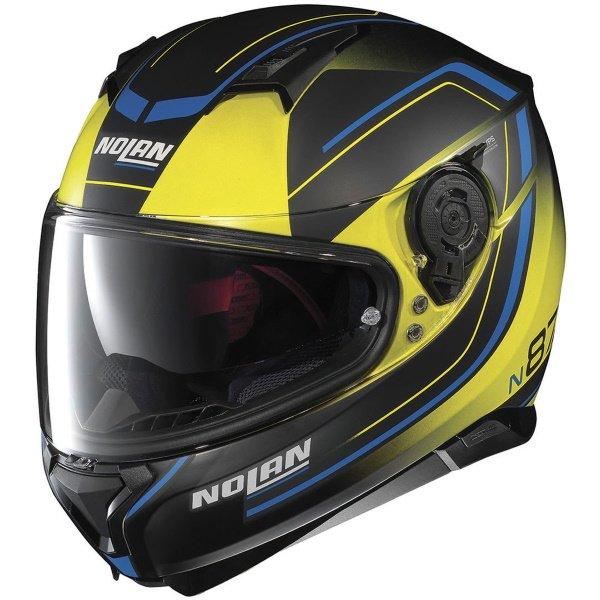 N87 Savoir Faire Helmet 058 Motorcycle Helmets